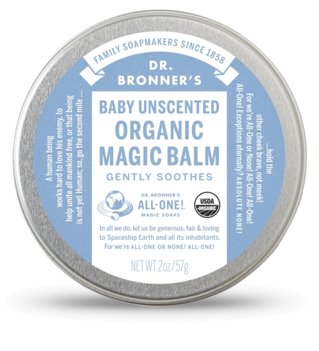 Dr Bronner's Organic Magic Balm (Baby Unscented)