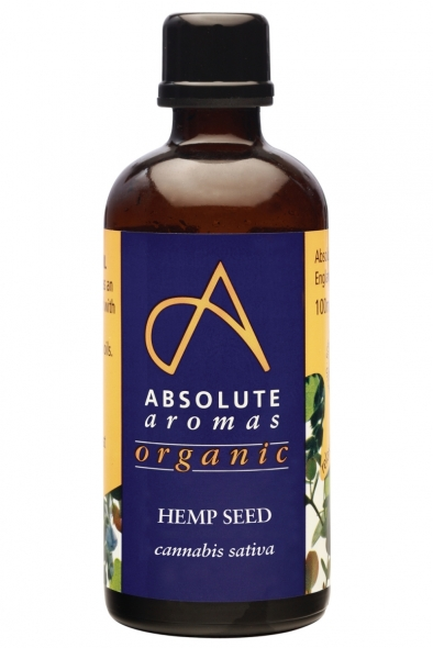 Absolute Aromas-Hemp seeds (Organic)