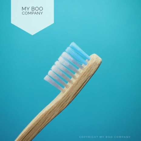 My Boo Company - Bamboo Toothbrush Kids