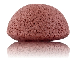 The Konjac Sponge Co - Konjac French Red Clay Facial sponge