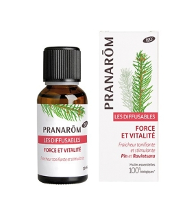 Pranarôm - Diffusion Blend Strenght and Vitality