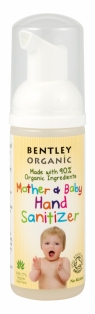 Bentley Organic - Mother & Baby Hand Sanitizer