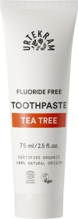 Urtekram-Tea Tree toothpaste