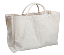 Ecodis - Organic Cotton Shopping Bag