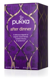 Pukka-After dinner (organic herbal tea)