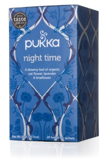 Pukka-Night Time (organic herbal blend)