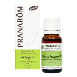 Pranarôm - Organic Indian Wintergreen Essential Oil