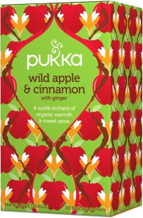 Pukka - Wild Apple & Cinnamon