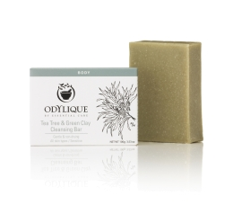 Odylique - Tea Tree & Green Clay Soap Bar