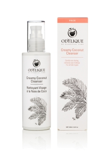 Odylique - Creamy Coconut Cleanser