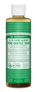 Dr Bronner's Almond Liquid Soap