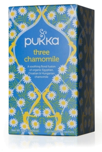 Pukka - Three Chamomile