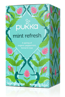 Pukka-Refresh (organic herbal tea blend)