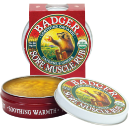 Badger Balm - Muscle Rub