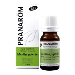 Pranarôm - Organic Peppermint Essential Oil
