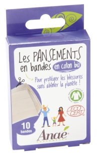 Ecodis - Organic Cotton Bandages