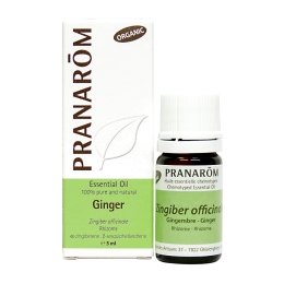 Pranarôm - Organic Ginger Essential Oil